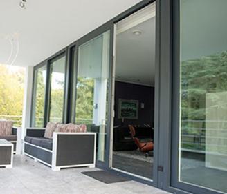 Menuimat-Baies vitrées