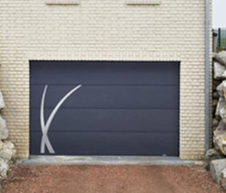 Menuimat - Porte de garage